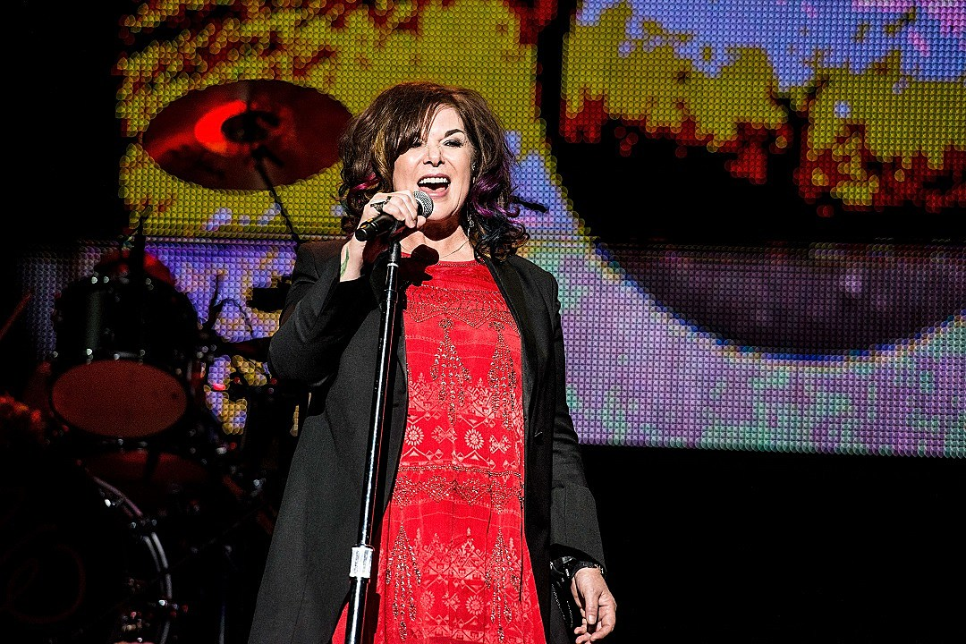 Ann Wilson Performs At The Wiltern