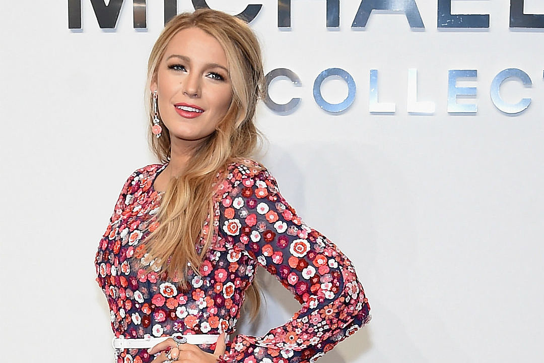 Blake Lively Gossip Girl Revival