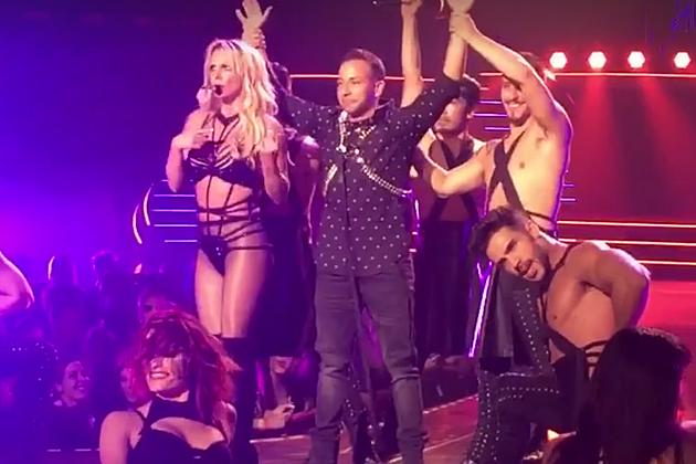 Britney Spears Howie D. Backstreet Boys