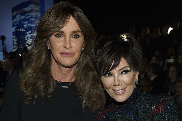 Caitlyn Jenner Kris Jenner Fight