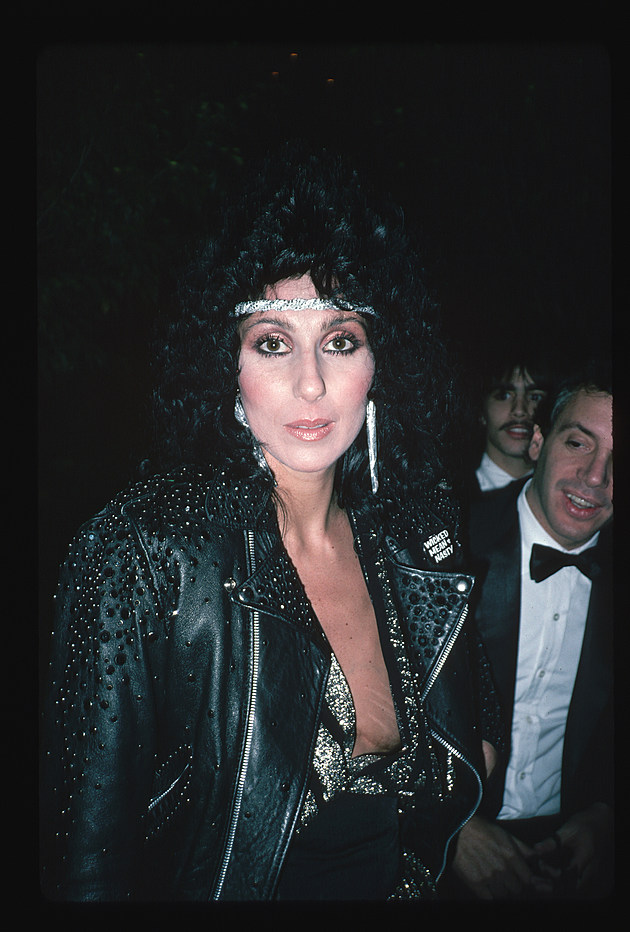 Portrait of Cher