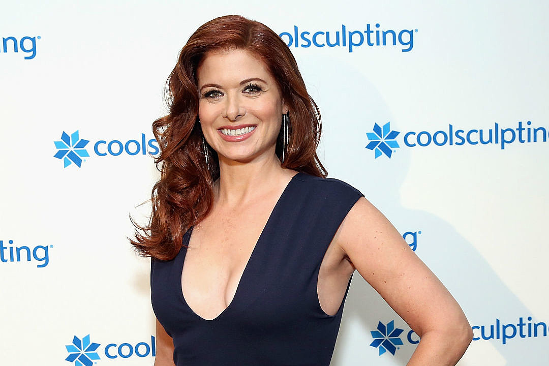 Debra Messing GLAAD Award Will and Grace