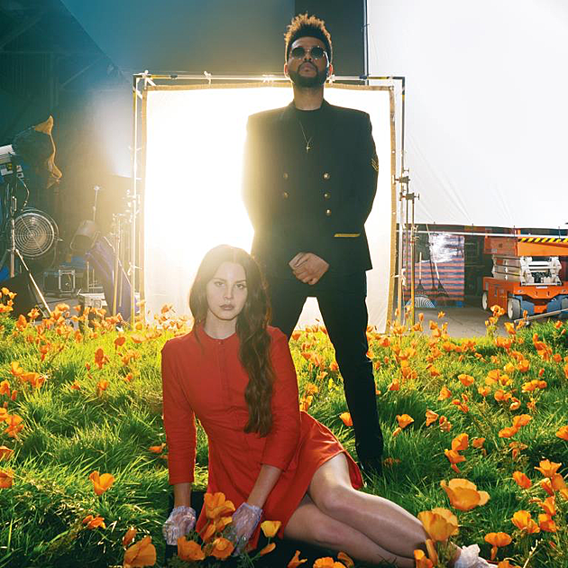 Lana Del Rey Lust For Life The Weeknd
