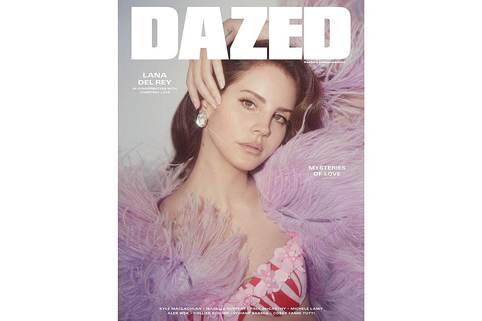 5 Things We Learned About \'Lust For Life\' from Lana Del Rey\'s \'Dazed ...