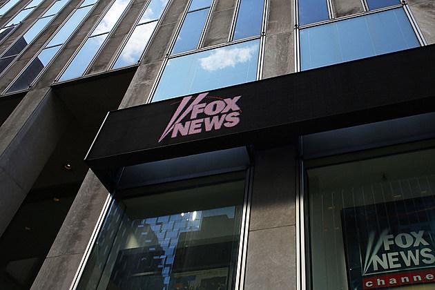 outside Fox News building