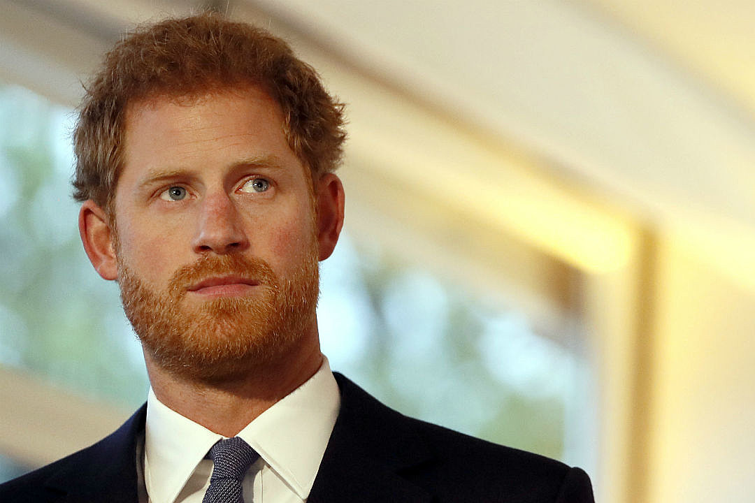 Prince Harry Remembers Diana