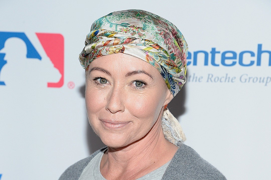 Shannen Doherty Says She Is in Remission: 'I Am Blessed'