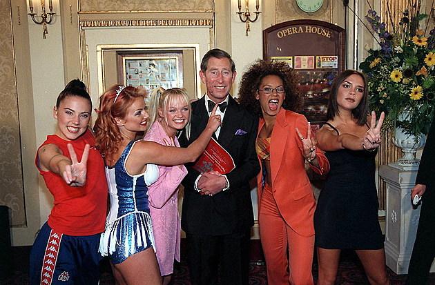 Spice Girls Tease Charles