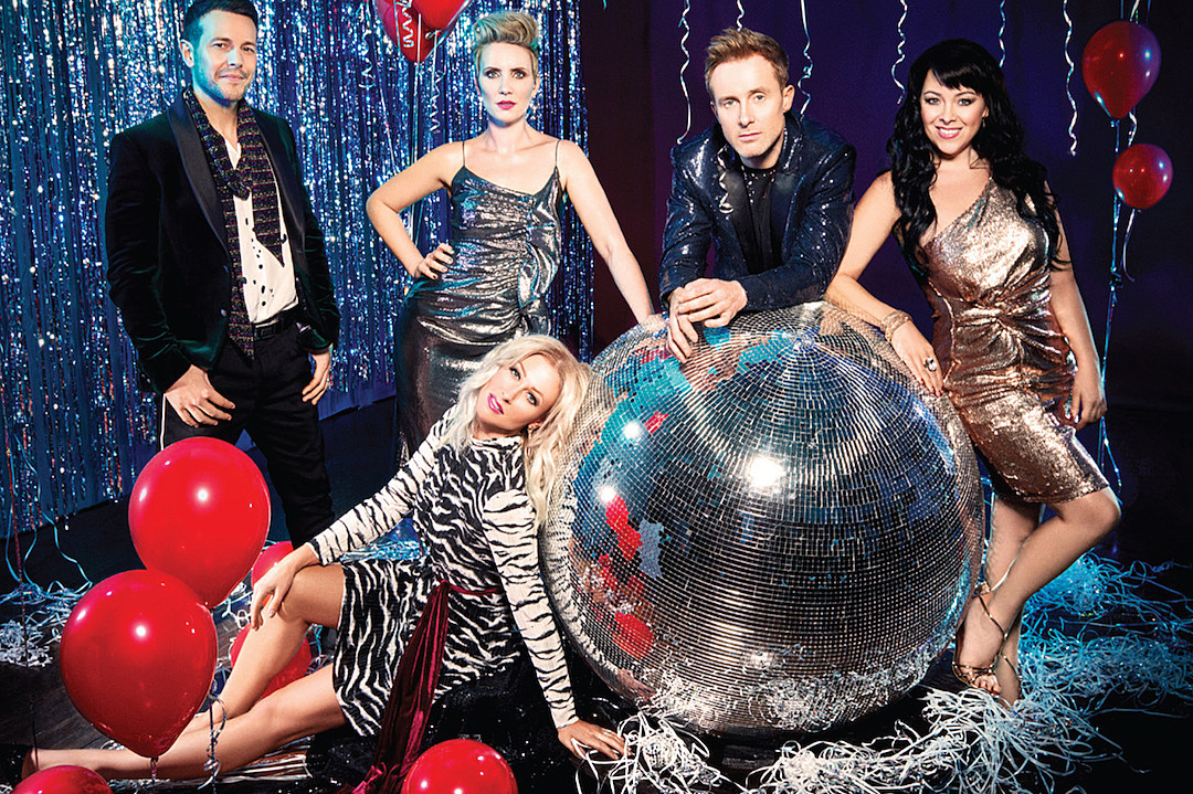 Steps on track for first number one album in 18 years