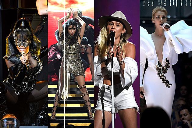 2017 Billboard Music Awards Performances