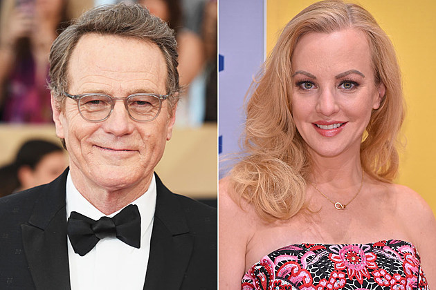 Bryan Cranston and Wendi McLendon-Covey: Seinfeld, Malcolm in the Middle,Breaking Bad – Cranston's TV chops are unquestioned. McLendon-Covey has won raves for her work as the overprotective mother on The Goldbergs.