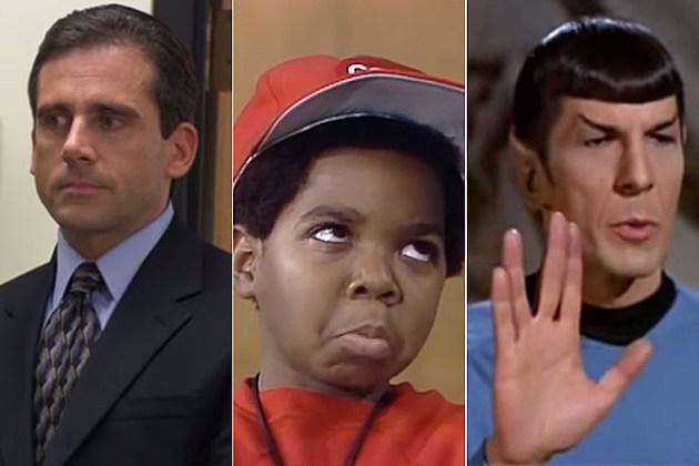 Steve Carell, Gary Coleman, Leonard Nimoy