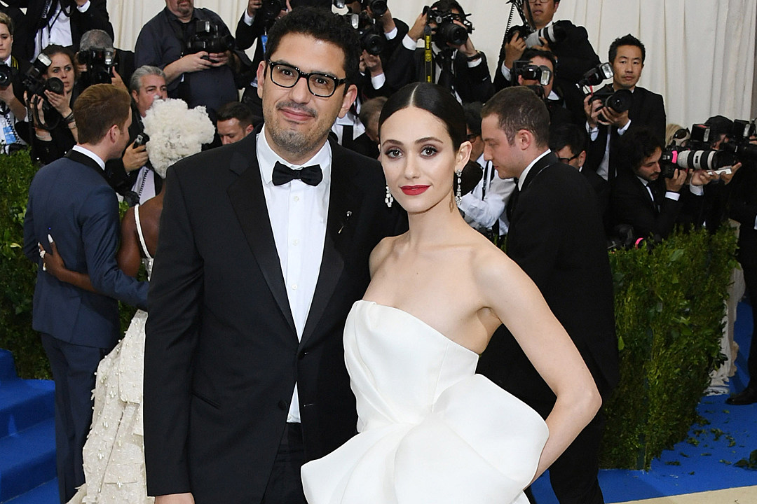 Emmy Rossum & Sam Esmail Getting Married This Weekend!