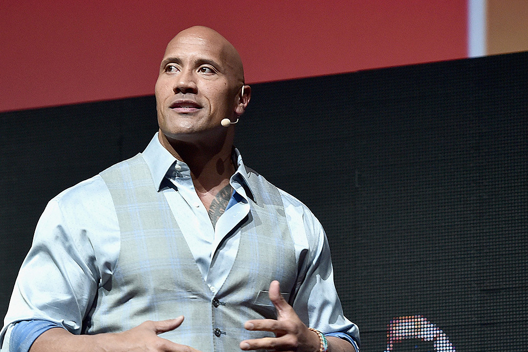 Could Dwayne 'The Rock' Johnson beat Donald Trump in 2020?