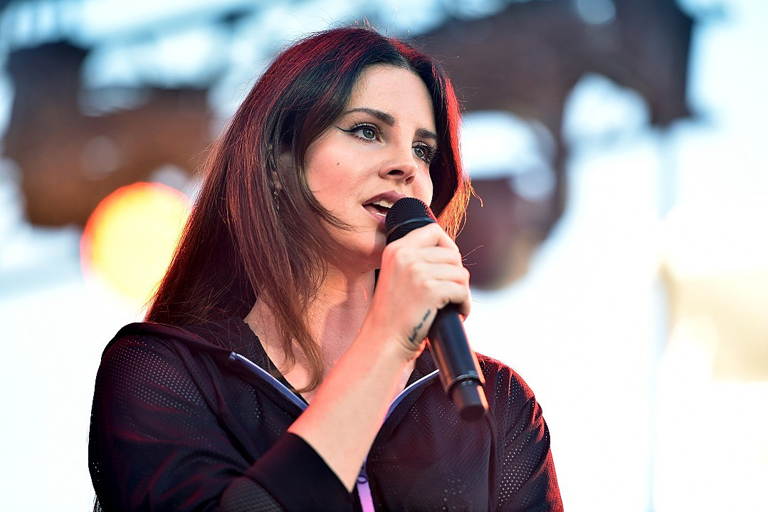 Lana Del Rey's Lust for Life gets July release date
