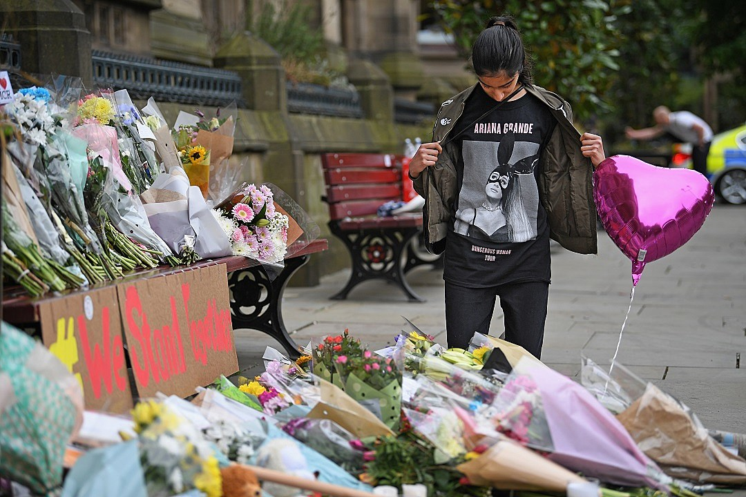 UK: Manchester attack probe still at 'full tilt'