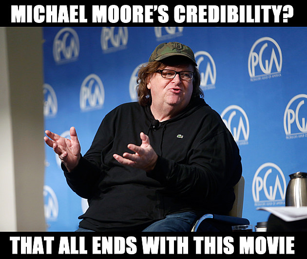 Michael Moore that all ends with this movie
