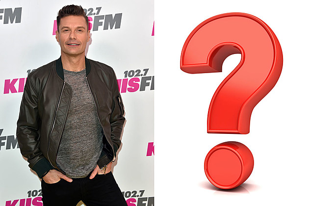 "Ryan Seacrest and Anyone: We say ""anyone"" because Seacrest, the hardest-working man in showbiz these days, has been on camera with pretty much everyone. Even though he's not an actor, per se, he's versatile, can adapt to any situation and doesn't get easily rattled."