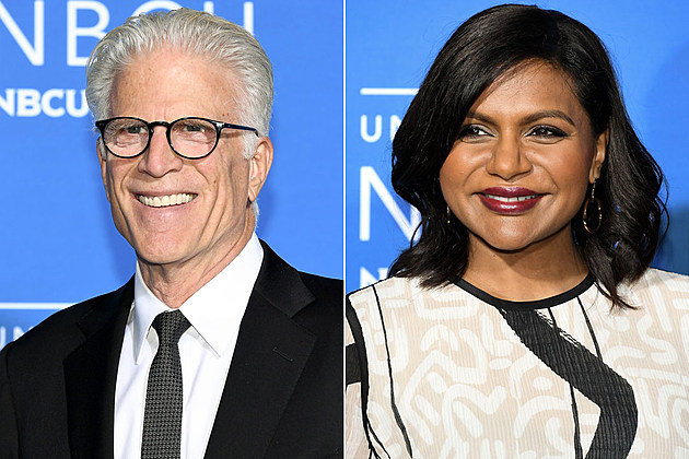 Ted Danson and Mindy Kaling: Danson has shown he can do just about any genre over his decorated career. The lovable Kaling would be a nice contrast and we think the chemistry would be solid.