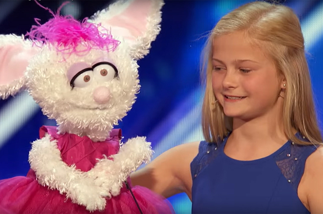 Incredible audition by shy 12-year-old girl on America's Got Talent
