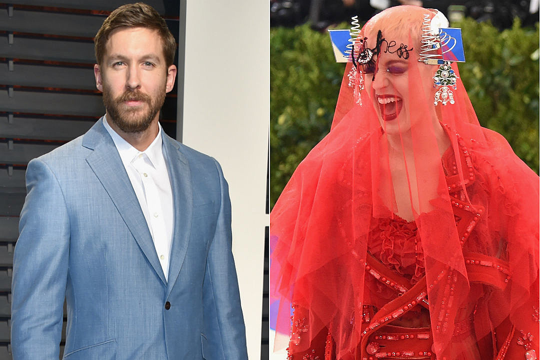 Calvin Harris Katy Perry Taylor Swift Album Drama