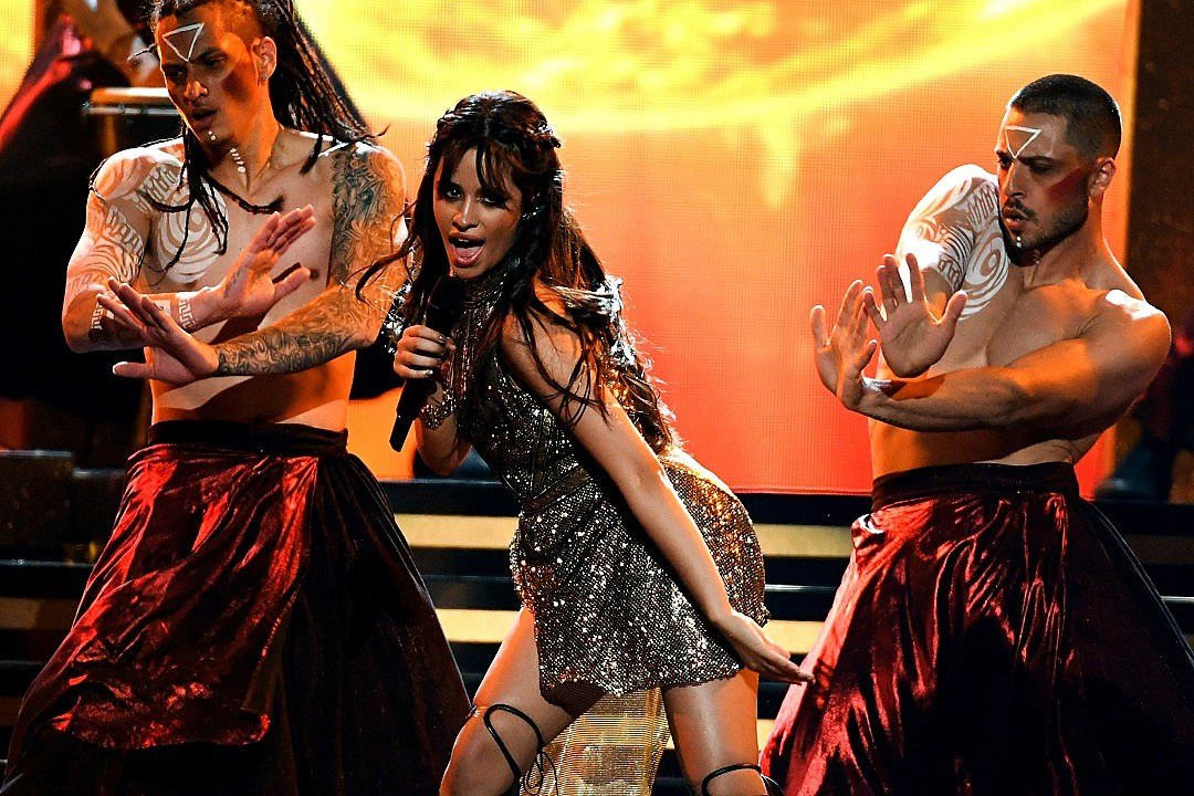 Camila Cabello gives SEXY Debut Performance at Billboard Music Awards