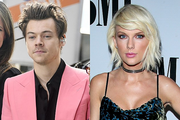 Harry Styles and Taylor Swift 'Two Ghosts'