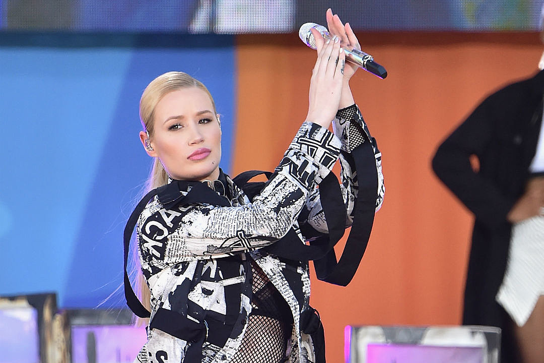 Iggy Azalea Switch Release Details Quotes