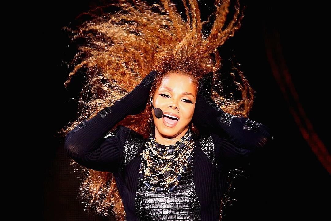 Janet Jackson Resume Tour