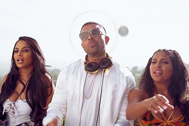 Jay Sean via Vevo