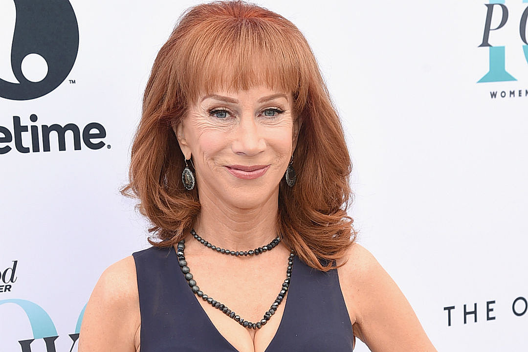 Kathy Griffin Loses Endorsement Deal Trump Head