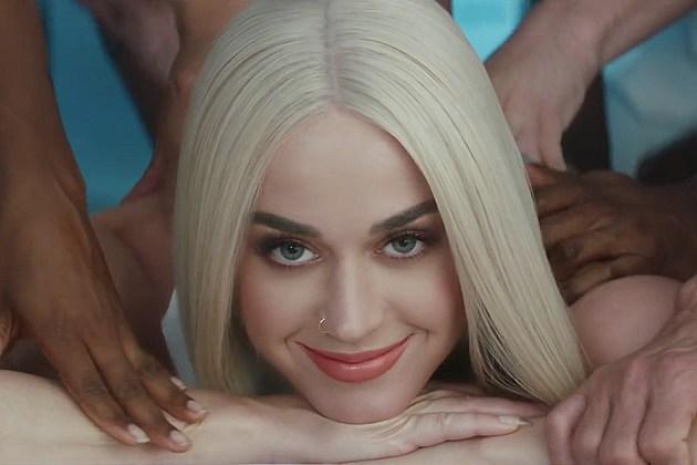 Katy Perry 'Bon Appetit'