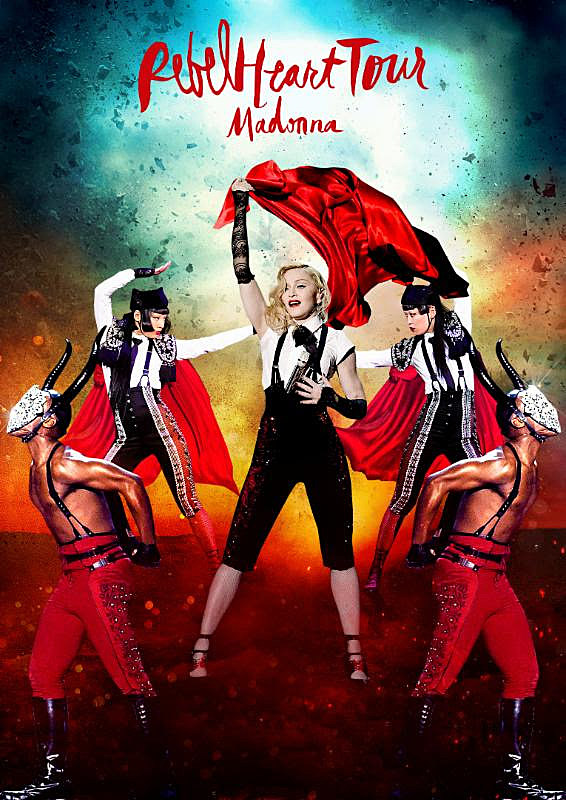 madonna 39 s 39 rebel heart tour 39 live dvd finally gets a release date. Black Bedroom Furniture Sets. Home Design Ideas