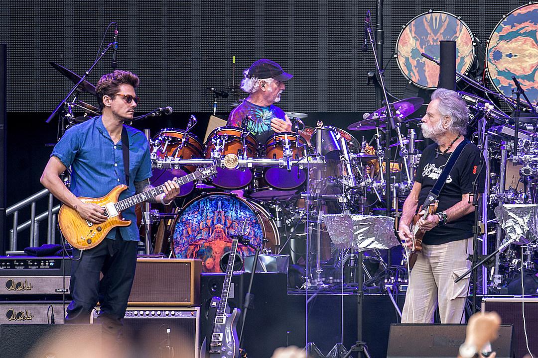 John Mayer Leads Non-Stop Dance Fest For Dead & Company At Citi Field: Photos