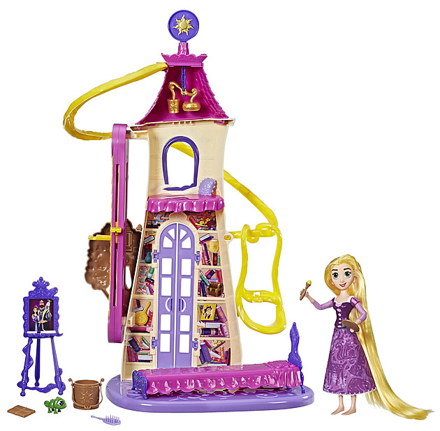 Toy Castle Show : Sing along with mandy moore s rapunzel new tangled