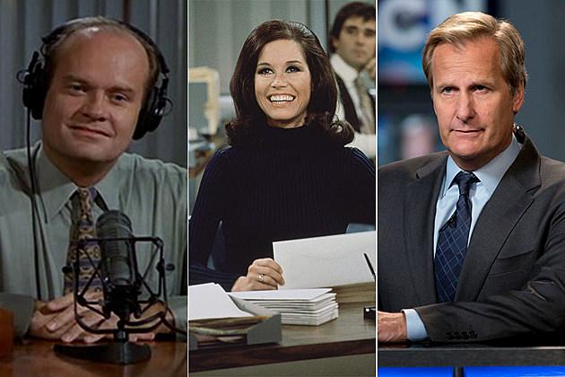 'Frasier,' 'Mary Tyler Moore,' 'The Newsroom'