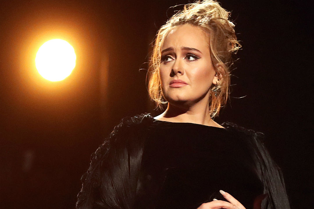Adele Visit London Fire Victims