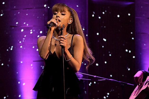 Ariana Grande Manchester Concert WAtch Details