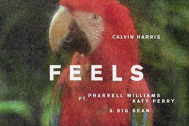 Calvin Harris Katy Perry Pharrell Big Sean Feels Song