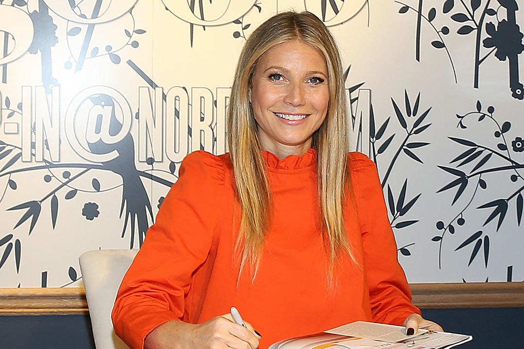 Gwyneth Paltrow Giving Up Acting