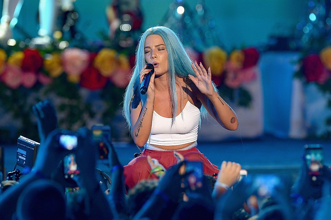 Halsey Reigns Over Billboard Chart