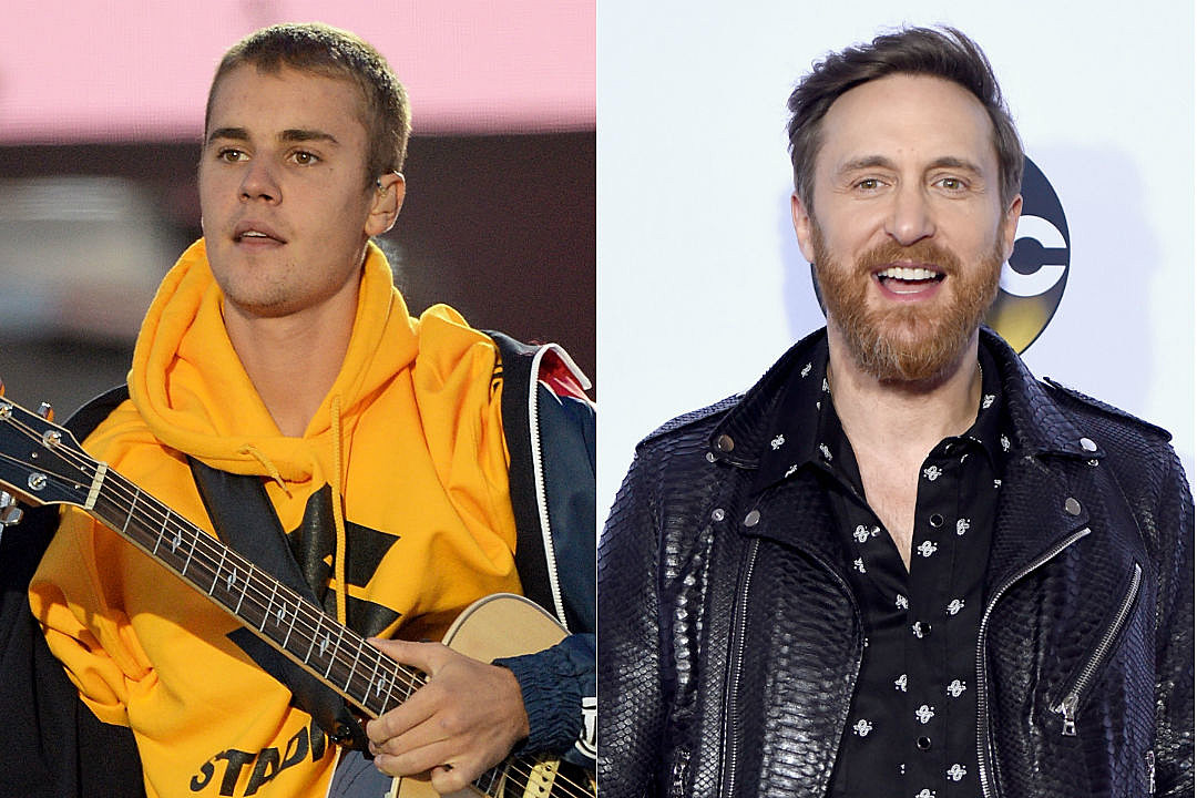 David Guetta Justin Bieber Collaboration