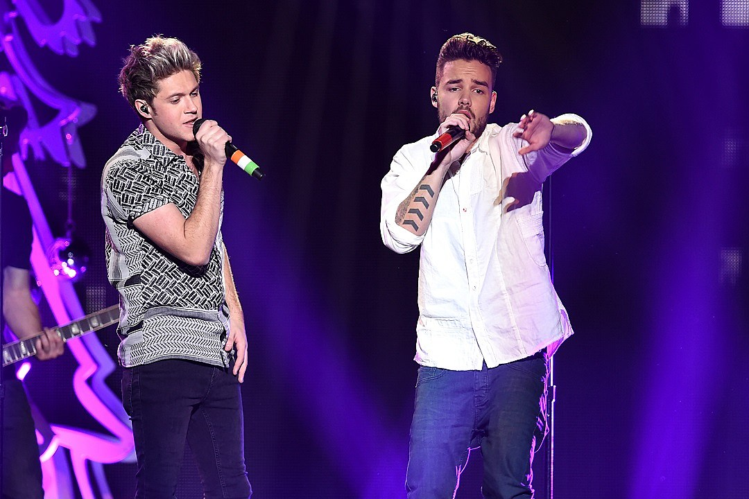 One Direction's Niall Horan and Liam Payne Reunite