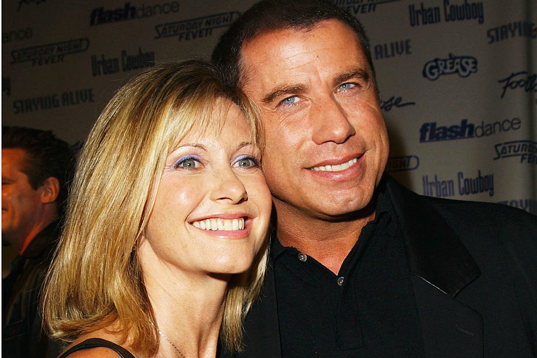 Olivia Newton John And John Travolta 2017