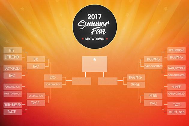 Summer Fan Bracket Semi Finals