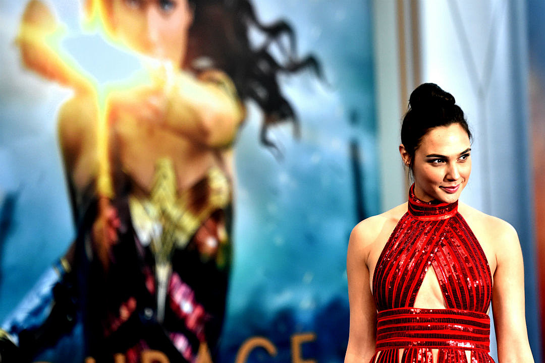 Wonder Woman becomes biggest opening by a female director