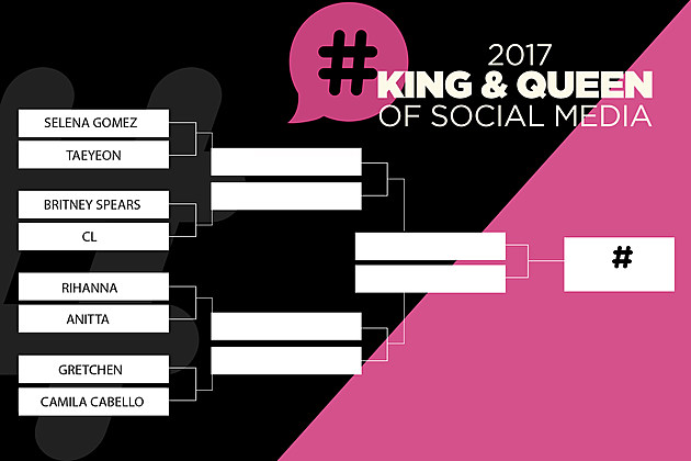 Social Media Queen 2017 First Round
