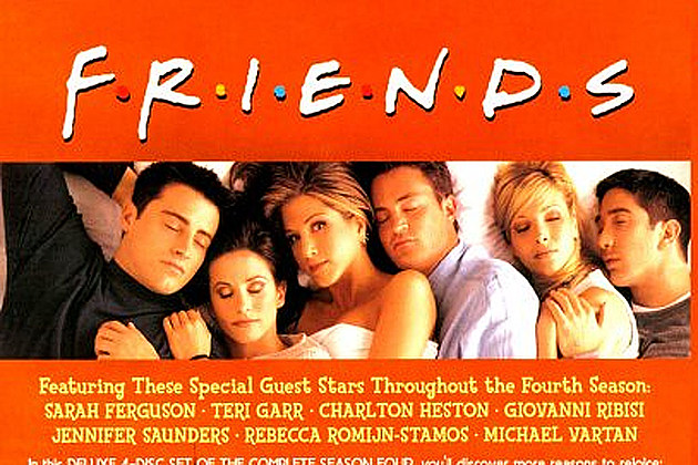 'Friends' DVD