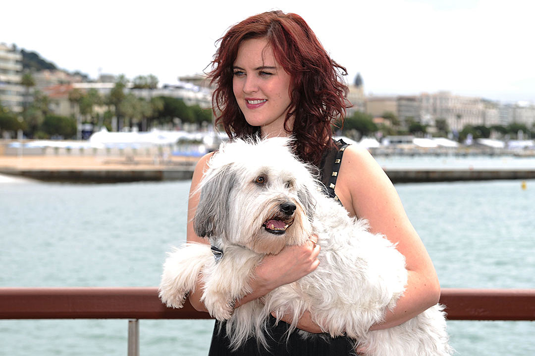 Ashleigh Butler with Pudsey the Dog
