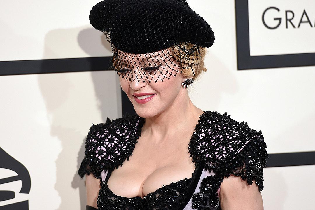 Madonna at 57th GRAMMY Awards